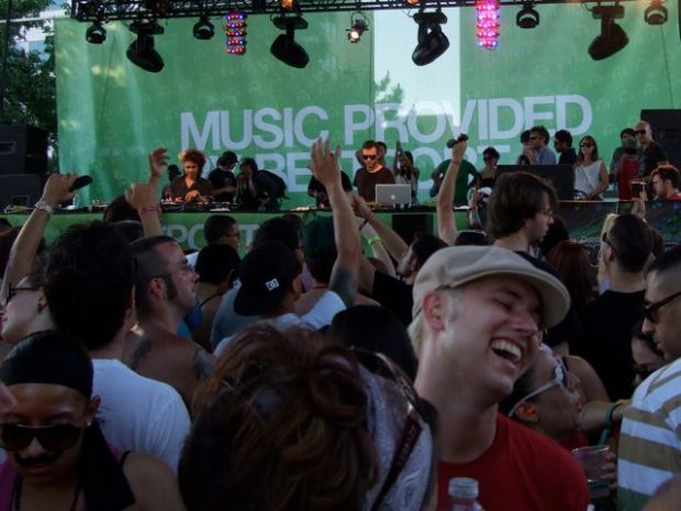 Detroit Electronic Music Festival, 2010